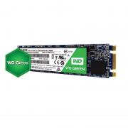 SSD 240GB M.2 SATA Western Digital Green - M2 2280 WDS240G1G0B
