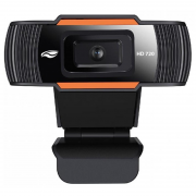 Webcam C3TECH WB-70BK HD 720P USB