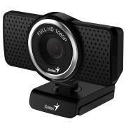 Webcam Genius ECAM 8000 Full HD 1080P Preto
