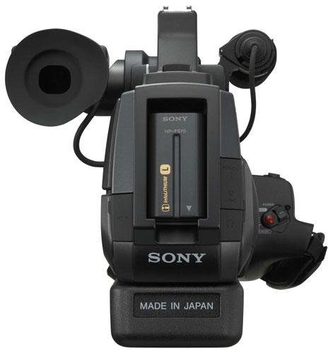Filmadora profissional Sony HVR HD1000 --- Grava Dv E Hdv em Alta Definição / Zoom 10x (ultima unidade showroom) *