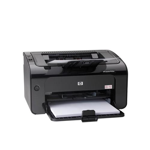 Impressora HP LaserJet Pro P1102w (115v)  - Wireless, Resolução até  600 x 600 x 2 dpi, Velocidade de impressão 19 ppm *