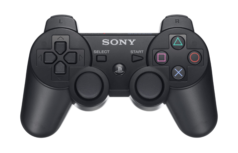 Controle Playstation 3 -  DualShock, Wireless *