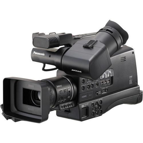 Filmadora Panasonic AG HMC80 + Bolsa - 2.1MP, Sensor 3CCD,  Vídeo Full HD, Zoom Óptico 2x, AVCHD, Tela de 2.7´ *