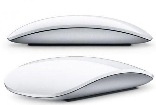 Magic Mouse Apple - Wireless, Superfície sensível ao toque (MB829) *