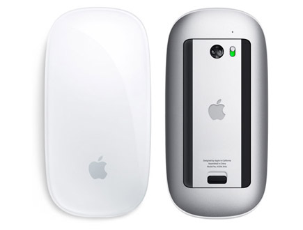Magic Mouse Apple - Wireless, Superfície sensível ao toque (MB829) *