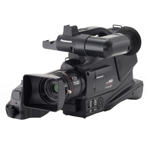 Filmadora Camcorder Panasonic AG AC7P + Bolsa - AVCHD, Vídeo Full HD, Zoom Óptico 23x - 16.8x, Tela de 2.7