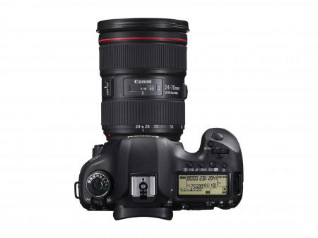 "Câmera Digital Canon EOS 5D Mark III + Lente 24-105mm - 22.3MP, Sensor CMOS, DIGIC 5+, Vídeo Full HD, 6 FPS, Tela de 3.2"" *"