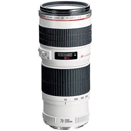 Lente Objetiva Canon EF-S 70-200mm - F/4L USM *