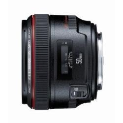 Lente Canon EF 50mm F/1.2L USM *