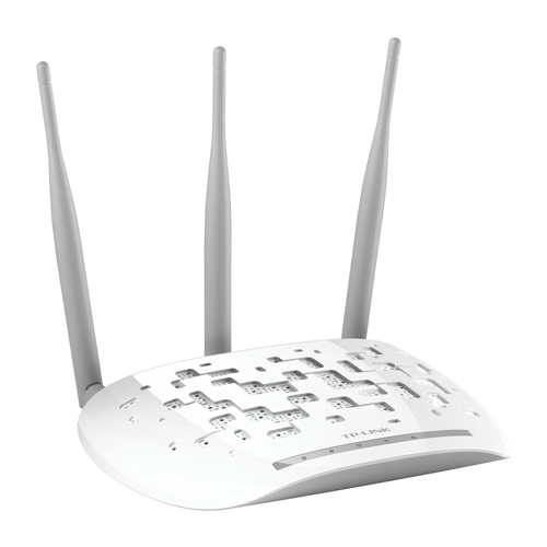 Repetidor Wireless N TP-Link TL-WA901ND - 300Mbps, Modo Extensor, 3 Antenas MIMO *