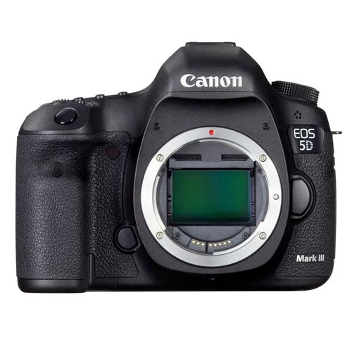 Câmera Digital Canon EOS 5D Mark III  (Somente corpo) -  22.3MP, Sensor CMOS, DIGIC 5+, Vídeo Full HD, 6 FPS, Tela de 3.2