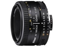 Lente Nikon 50mm - F/1.8D AF *