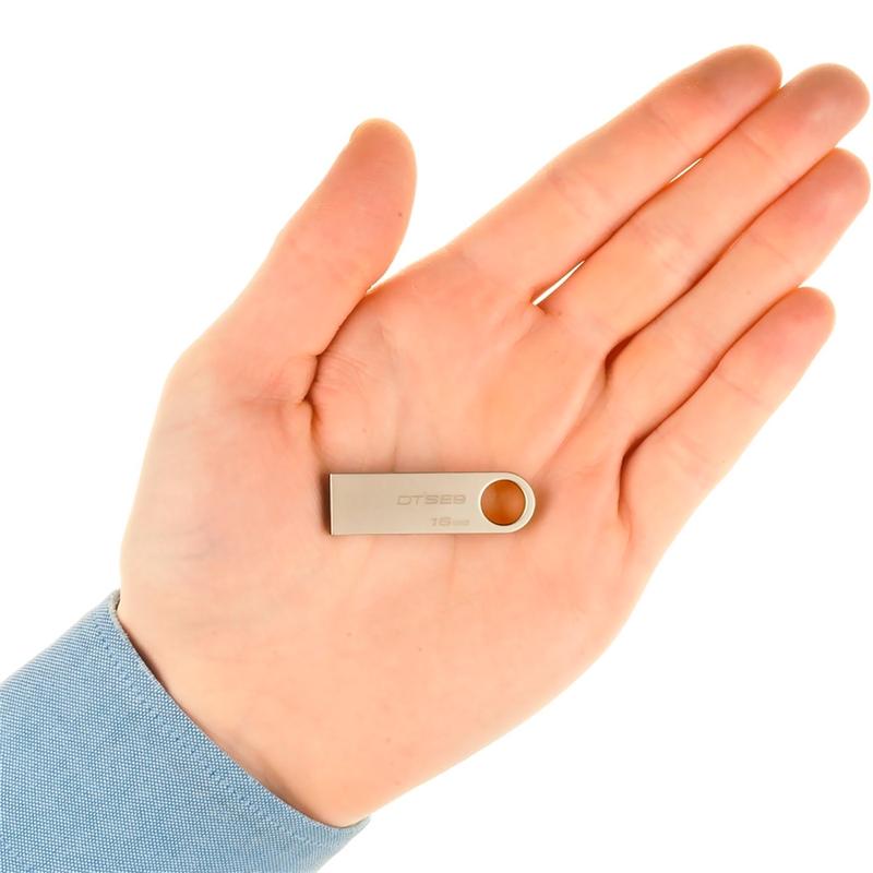 Pen Drive Kingston Datatraveler SE9 - 16GB *