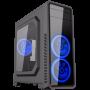 Computador Gamer AMD Ryzen 5 1600 - GeForce GTX1050 TI 4GB, 8GB DDR4, HD 1TB, Fonte 80 plus 500W Real - Beta Informática