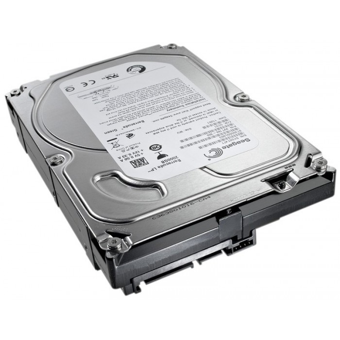 "HD para Desktop 4TB Seagate - SATA 3, 3.5"" *"