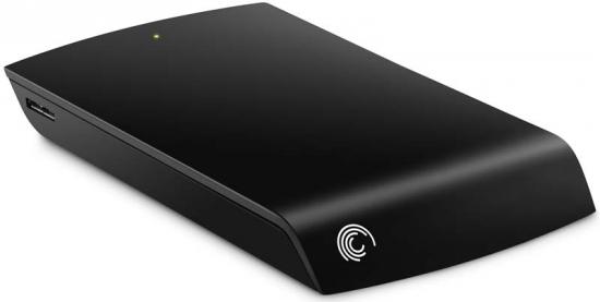 HD Externo 500GB Seagate - USB 3.0, 2.5