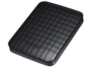 "HD Externo 1TB Samsung - USB 3.0, 2.5"""
