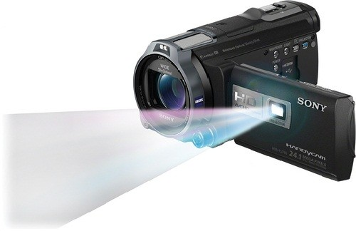 Filmadora Sony HDR-PJ760V High Definition