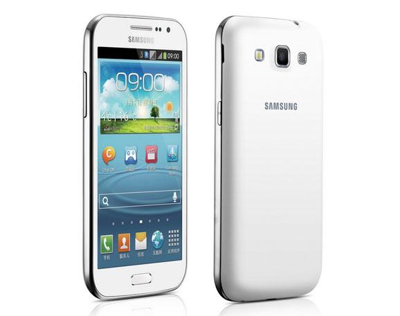 Celular Samsung Galaxy Win Duos I8552 - Android 4.1, Câmera 5MP, Quad-Core 1.2GHz, 8GB, 3G, 4.7´´