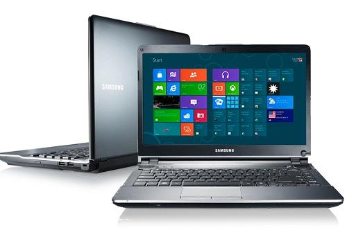 Notebook Samsung NP500- Intel Core i7, memoria 4GB, HD 500GB, DVD-RW, Tela 14.1´ (usado)
