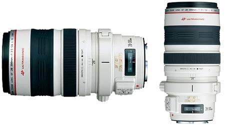 Lente Canon  EF 28-300mm - F/3.5-5.6L IS USM *