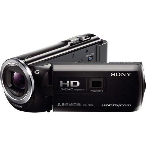 Filmadora SONY HDR-PJ380 HD COM PROJETOR 16GB
