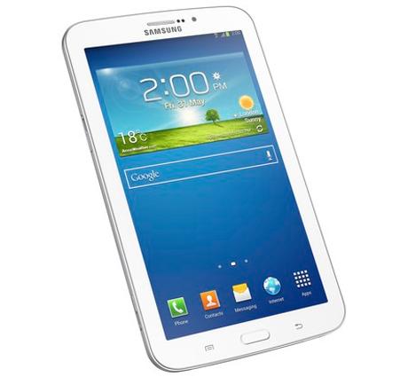 Tablet Samsung Galaxy Tab3 T211 (7´, 3G, Wi-Fi, Android 4.1, Dual Core 1.2Ghz,3MP, Memória 8GB)
