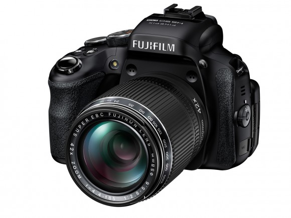 Câmera Digital Fujifilm HS35 - 16 MP, Sensor EXRCMOS, Zoom Óptico 30x, Vídeo Full HD, Tela de 3""