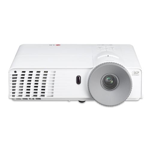 Projetor LG BE320 - HD, 3D Ready, Tecnologia DLP, Lumens 2800, Contraste 3.000, SVGA, VGA RGB