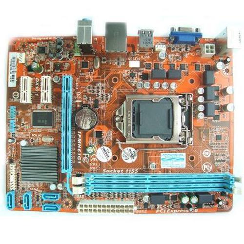 Placa Mãe PCWARE IPMH61G1 LGA 1155 - DDR3, USB, Frequência até 1.333MHz, PCI Express x16