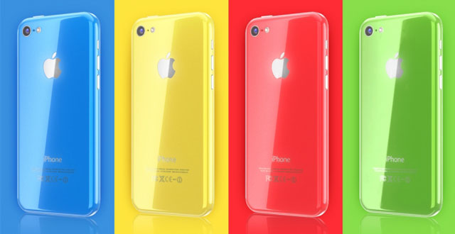 "Apple iPhone 5C 16GB, Câmera 8Mp, Vídeos Full HD, LTE 4G, GPS, Tela 4""  (várias cores)"