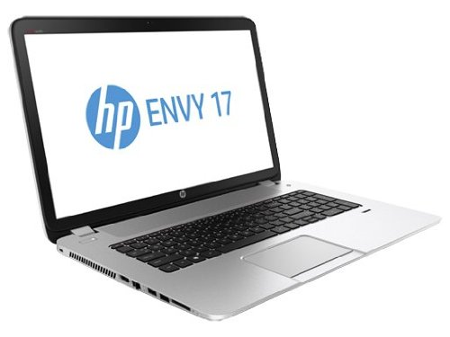 Notebook HP Ultrafino 17T-J000 Intel Core i7 2.4GHZ (3ª Geração), Memória 8GB, HD 1TB + SSD 24GB, Blu-Ray, Tela LED 17´ FULL HD, Placa de Vídeo GEFORCE GT 740M 2GB DEDICADA, Windows 8 (Preto)