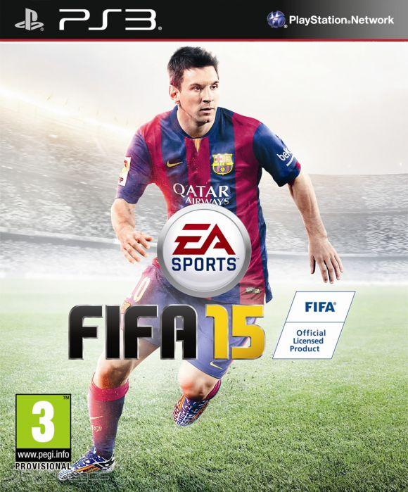 Jogo FIFA 15 - PS3