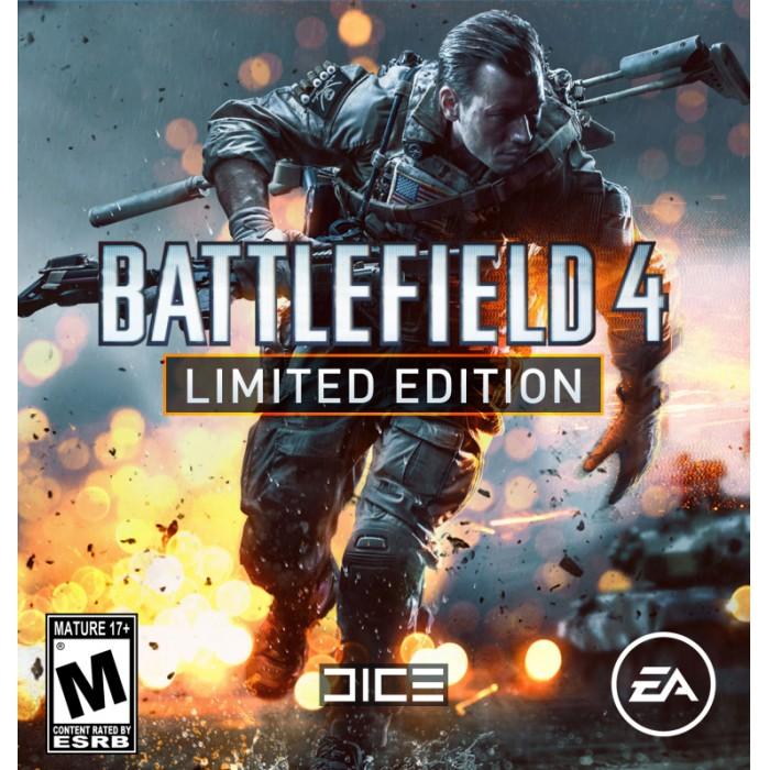 Battlefield 4 Ed. Limitada para XBOX