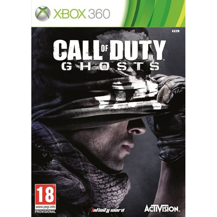 Call of Duty Ghosts para XBOX