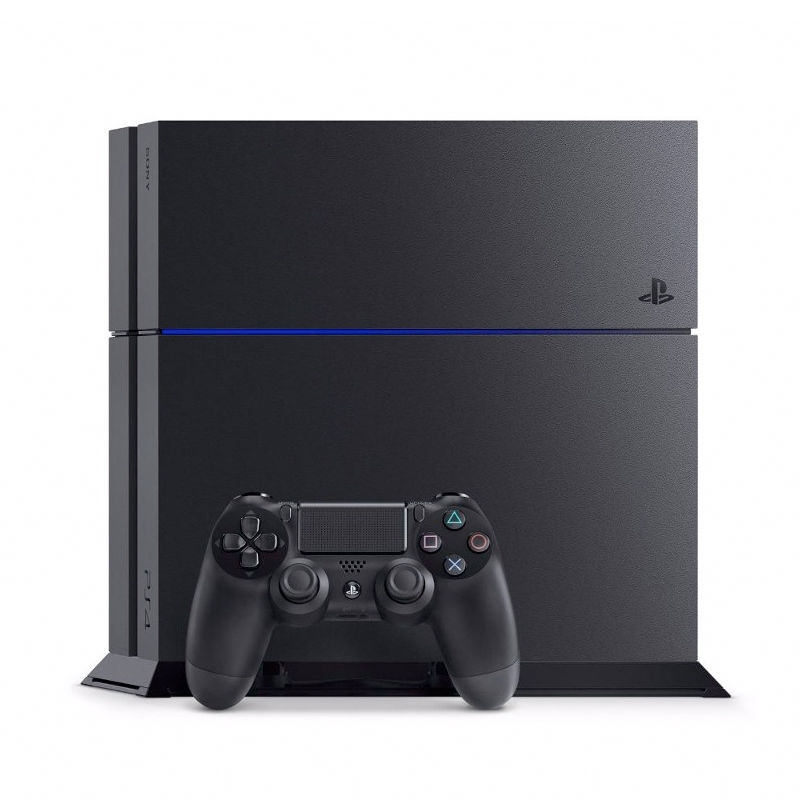 Console Playstation 4 Fat - HD 500GB, Controle Dualshock 4, chip 8 núcleos, 8GB GDDR5 - PS4
