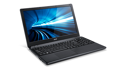 Notebook Acer Aspire E1-510-2455 com Intel Dual Core, memoria 4GB, HD 500GB, Gravador de DVD, Leitor de Cartões, HDMI, Wireless, LED 15.6´ Windows (showroom)