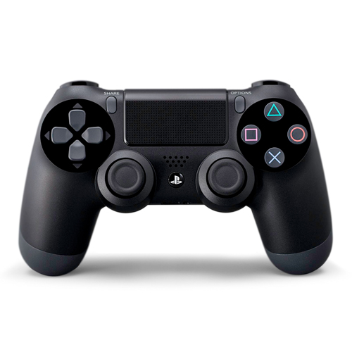Controle Playstation 4 DualShock Black Piano - PS4 Fat *