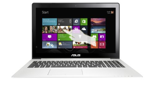 "Notebook ASUS Ultrafino VIVOBOOK V500CA-EB71T Intel Core i7 (3ª Geração), Memória 6GB, HD 500GB + SSD 32GB, tela LED 15.6"" TOUCHSCREEN,  Windows 8"