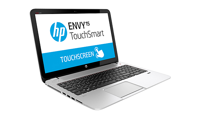 Notebook HP Envy 15T-J100 Ultrafino - Intel i7 Core, Memória de 16GB, HD 1TB, Placa de Vídeo 2GB, Tela TouchScreen de 15.6