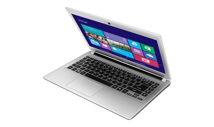 """Notebook Acer Aspire V5-471-9 BR647 Ultrafino - Intel Core i7, Memória 6GB, HD 500GB, Leitor de Cartão, HDMI, USB 3.0, Tela LED 14"""""""