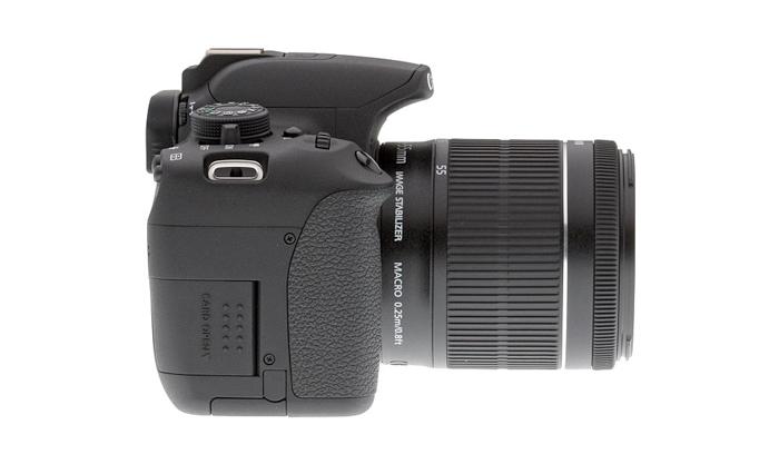 Câmera Digital Canon EOS Rebel T5i + Lente 18-55mm - 18MP, Sensor CMOS, Vídeo Full HD, DIGIC 5+, 5 FPS, Touchscreen, Tela Rotativa 3