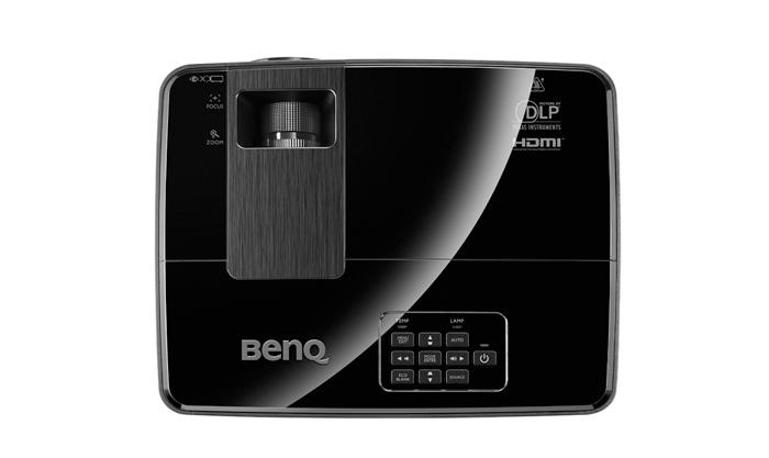 Projetor BenQ MS521P - 3D Ready, Lumens ANSI 3000, DLP, SVGA, Contraste 13000, Passagem de Áudio