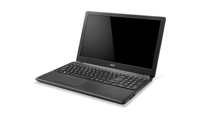 """Notebook Acer """"LANÇAMENTO"""" E1-510-2811 Intel Quad Core 1.8Ghz, mem. 4GB, HD 500GB, Led 15.6"""" teclado numérico"""