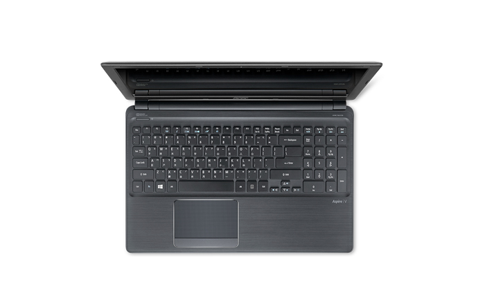 "Notebook Acer ULTRAFINO V5-561-9410 Intel Core i7, mem. 8GB, HD 500GB, Led 15.6"" teclado numérico"
