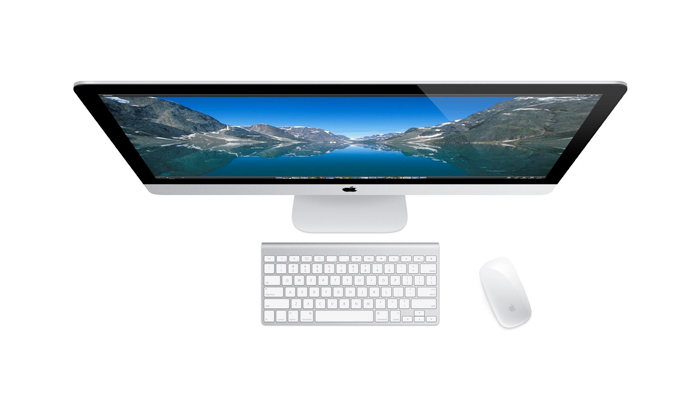 Apple iMac ME087 - Intel i5 Quad Core Memória de 8GB, HD de 1TB, Placa de Vídeo GeForce GT 750M com 1GB, Tela 21.5