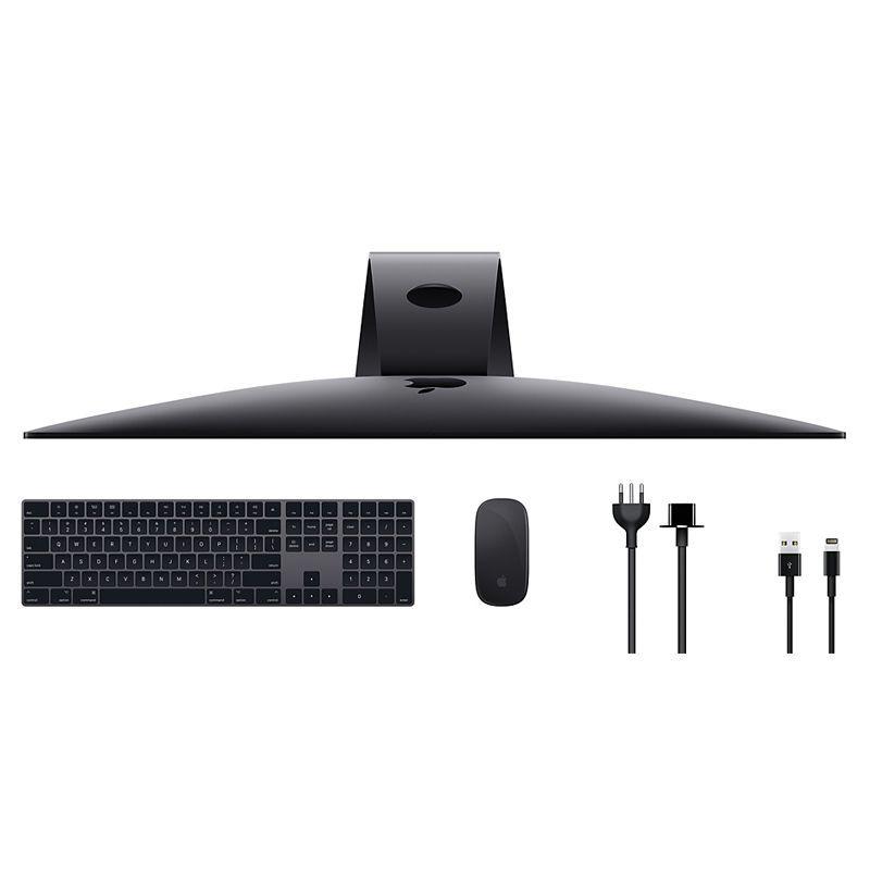"Apple iMac Pro MQ2Y2 - Intel Xeon W, 32GB, HD 1TB, Radeon Pro Veja 56 de 8GB, Tela de 27"" Retina – Cinza Espacial"