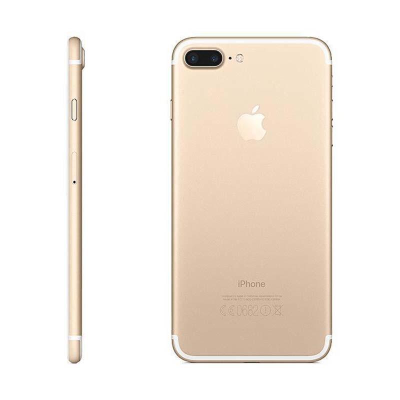 Apple iPhone 7 Plus - 256GB, Câmera iSight de 12MP, Gravação de Vídeo 4k, Tela Retina HD, Touch ID, Chip 10 Fusion – Gold/Dourado