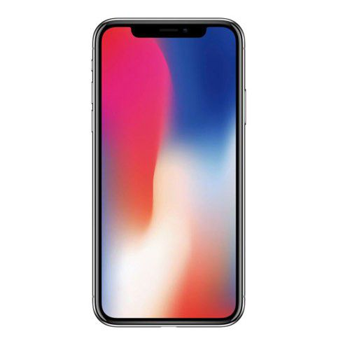 "Apple iPhone X - 256GB, Tela Super Retina de 5.8"", Face ID, Câmera Dupla de 12MP, Recarga sem fio - Preto"