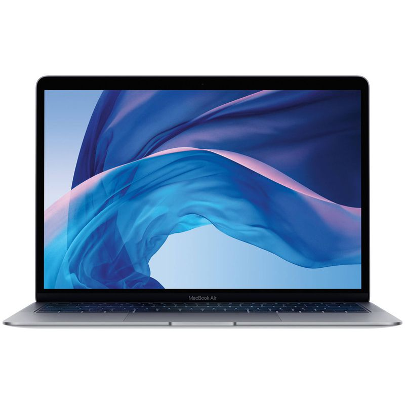 "Apple MacBook Air 2019 Intel Core i5 1.6GHz, 8GB, SSD 256GB, Touch ID, Retina 13,3"" - Cinza Espacial MVFJ2"